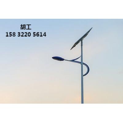 临夏县6米太阳能路灯厂家上门安装