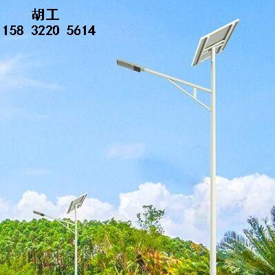 唐山太阳能led路灯6米锂电池全套价格