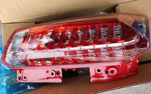 凯迪拉克SRX左尾灯 氧传感器 冷疑器 空调面板
