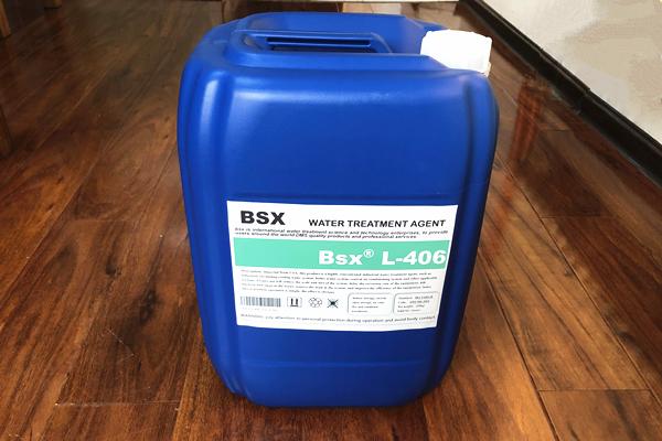 长治焦化厂换热器阻垢缓蚀剂L-406产品应用