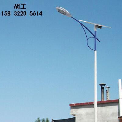 衡水桃城太阳能路灯厂家农村6米路灯杆批发价