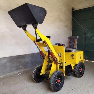电动装载机厂家 柴油电动两种类型铲土运输装载机