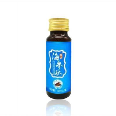 海参肽液体饮料异性瓶定制加工定制企业山东恒康生物