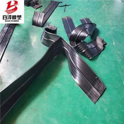 衡水百泽橡胶止水带与PVC塑料止水带的区别
