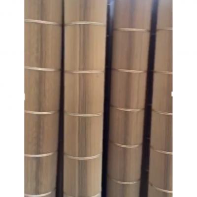 耐高温除尘滤筒用于高温气体等介质的过滤