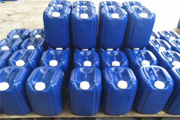东明冶金厂杀菌灭藻剂L-604物流发货