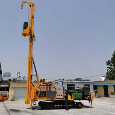 新型cfg注浆打桩机 履带式多功能旋挖钻机价格