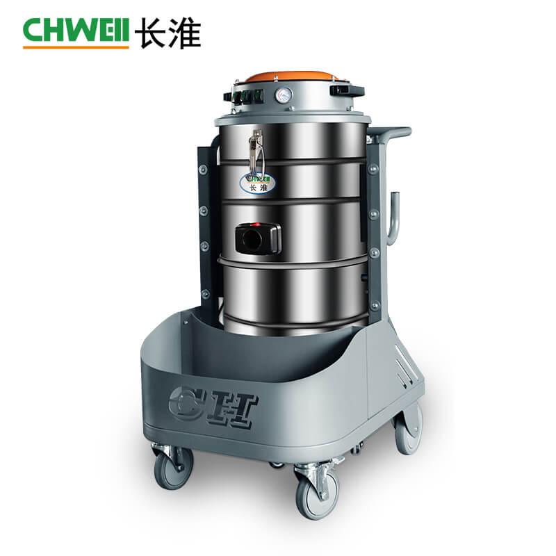CH-G924大功率工业吸尘器 220V工业吸尘器 干湿两用