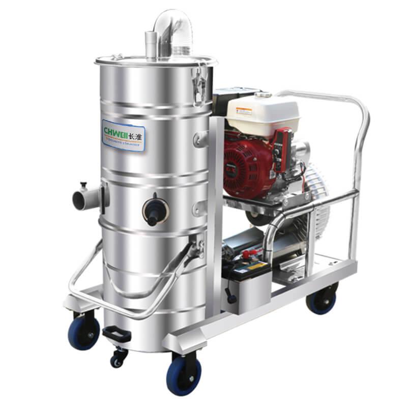 汽油机吸尘器 工业吸尘机 室外吸尘设备