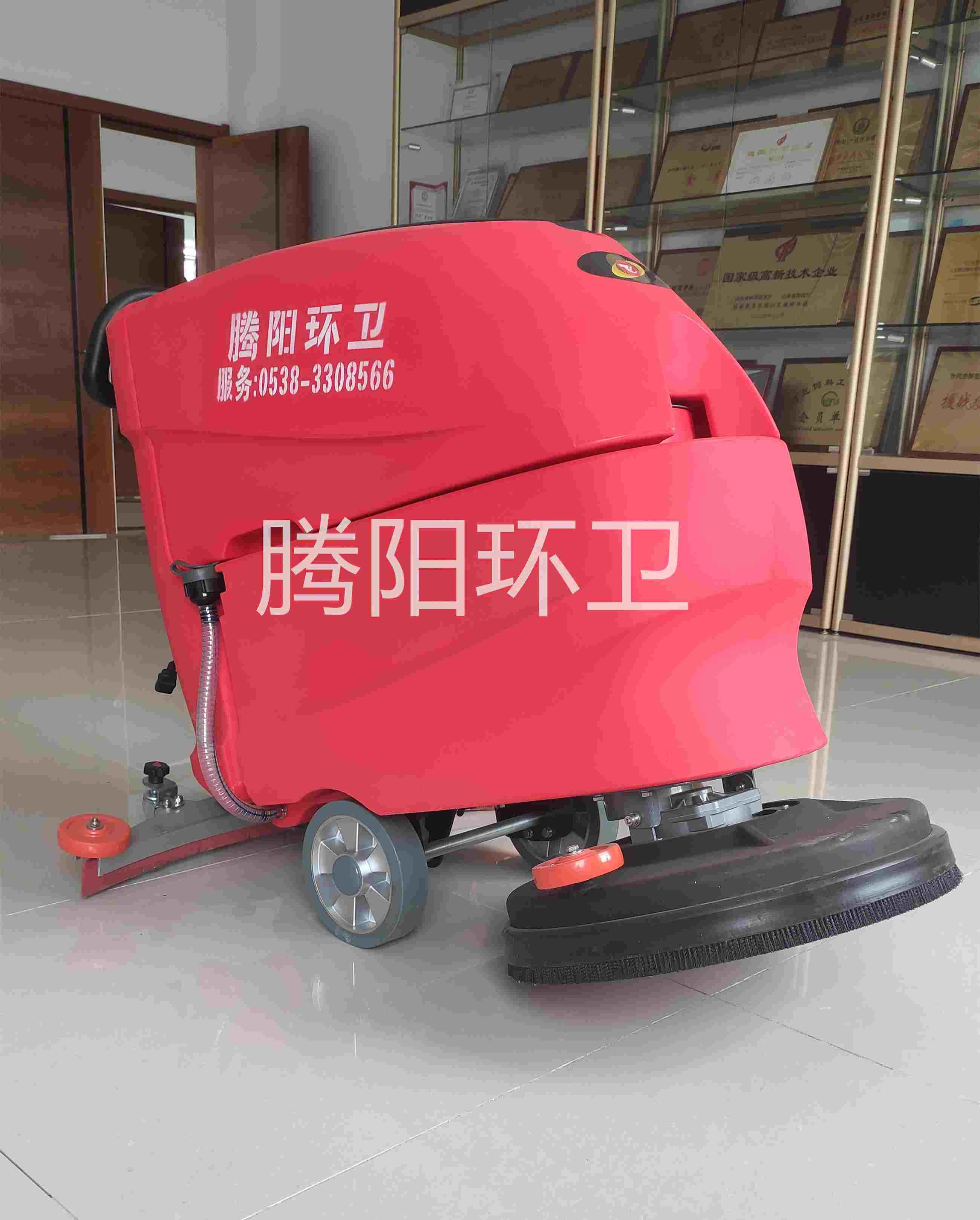 驾驶式与手推式洗地机的区别?