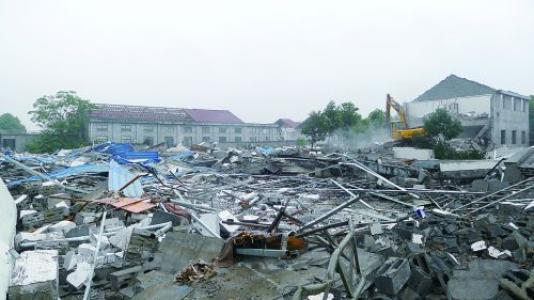 太仓楼房钢结构化工厂拆除资质齐全实力雄厚