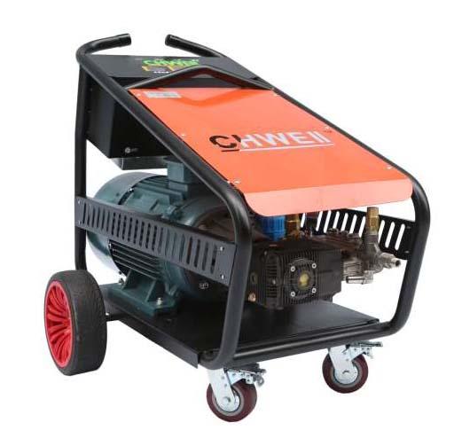 380V工业高压清洗机 机器翻新除锈设备