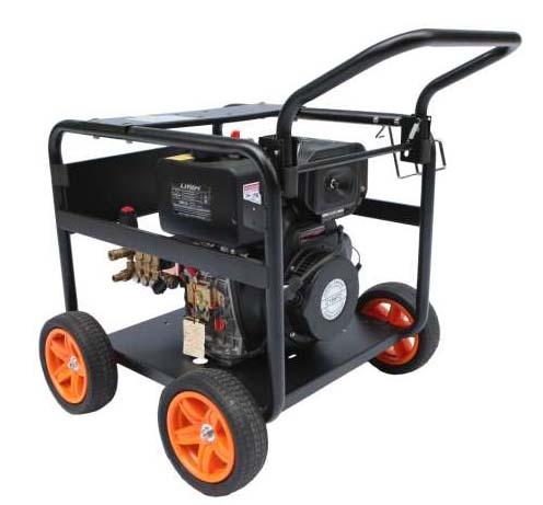 工程机械清洗机 长淮柴油高压清洗机