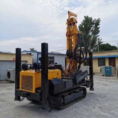 厂家直销液压气动水井钻机 自动液压气动水井钻机价格低