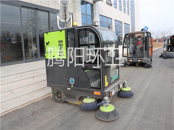扫地车常见问题及解决方法
