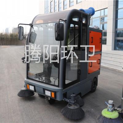 电动驾驶式扫地车的优点