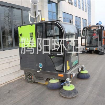 驾驶式电动扫地车有什么功能